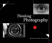 Click to enlarge the Thinking Photography book cover image